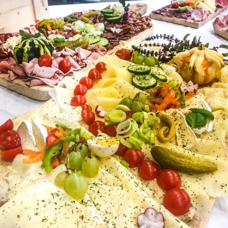 Catering für Feiern, Events, Hochzeiten, Veranstaltungen im Raum Pongau & Ennstal - Heli