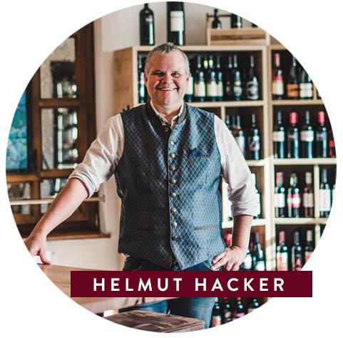 Helmut Hacker - Weintipp - Wein des Monats